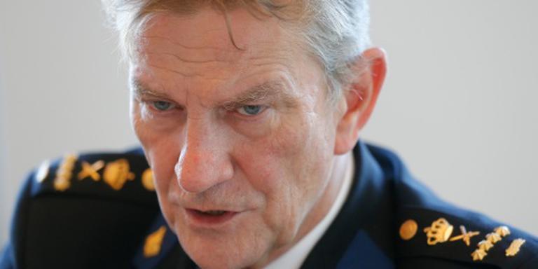 Korpschef: er komt een aanslag in Nederland