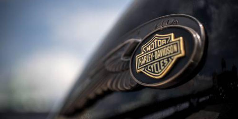 Motoren Harley-Davidson minder in trek