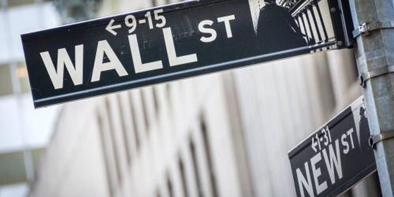 Graadmeters Wall Street zakken weg