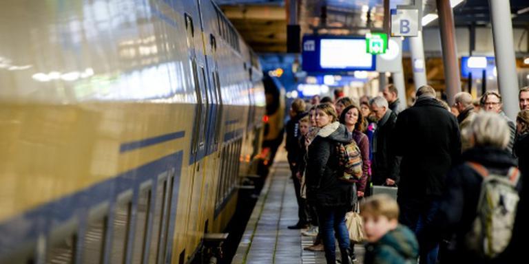 'NS op koers met aanpak drukke treinen'