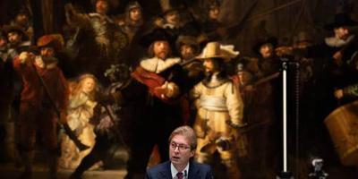 Rembrandt: alledaags en bijzonder tegelijk
