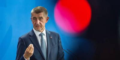 Klacht tegen Tsjechische premier