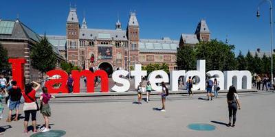 Amsterdam schrapt actie met I amsterdam