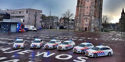 FOTO POLITIE NOORD-NEDERLAND