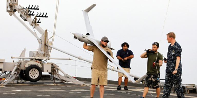 'Drone-eenheid' klaar in Mali