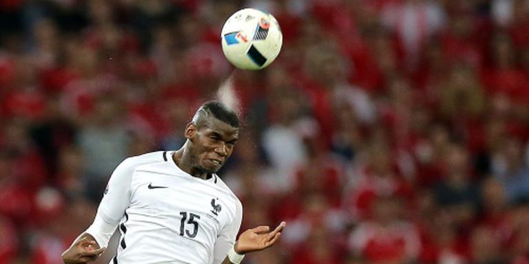 Frankrijk en Zwitserland tevreden met remise