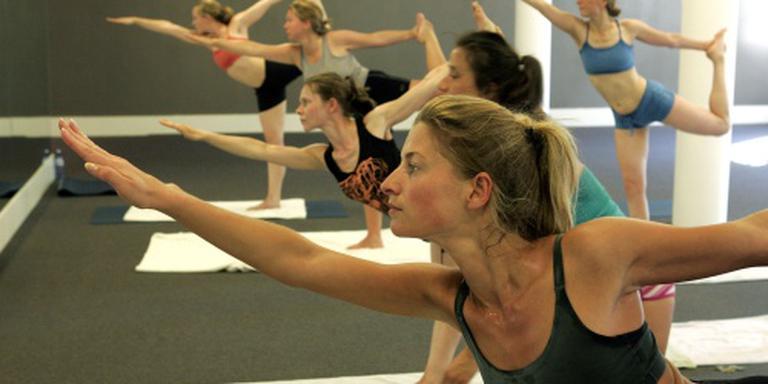 Actie voor lagere btw op yoga