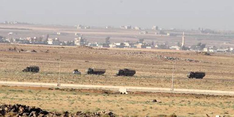 Syrische rebellen akkoord met overgave