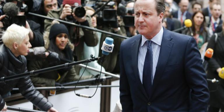 Cameron: ik vecht voor Groot-Brittannië