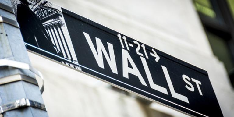 Tegenvallende cijfers drukken Wall Street