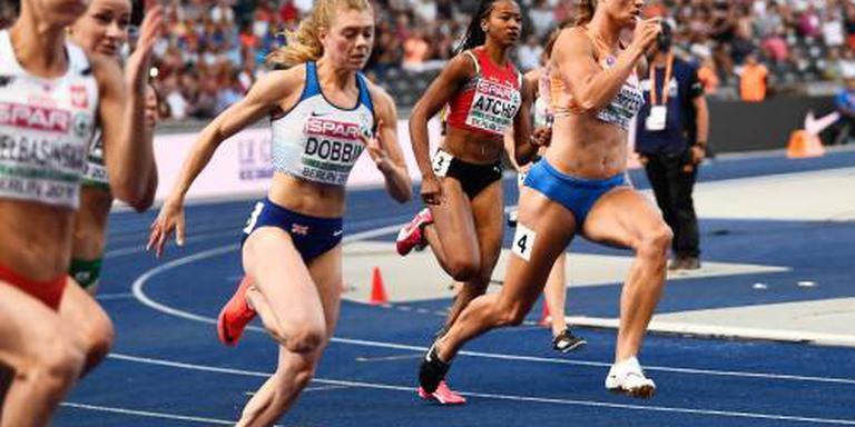 Zilver Schippers en brons Samuel op 200 meter