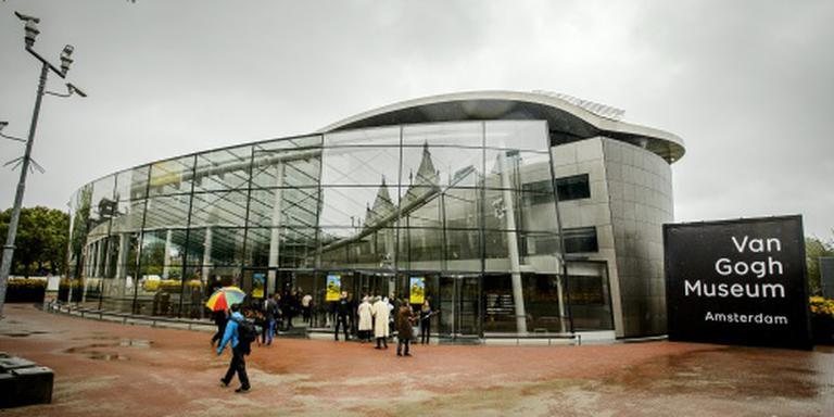 Miljoenste bezoeker voor Van Gogh Museum