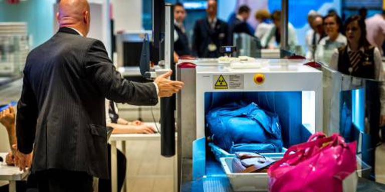 Werkonderbrekingen door beveiligers Schiphol