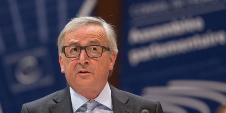 Juncker: geen verwatering visa-criteria