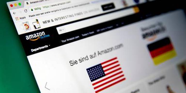 Webwinkelreus Amazon harkt recordwinst binnen