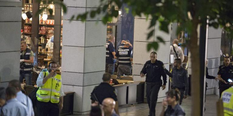 Vierde dode na aanslag Tel Aviv