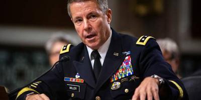 Generaal VS aan dood ontsnapt in Kandahar