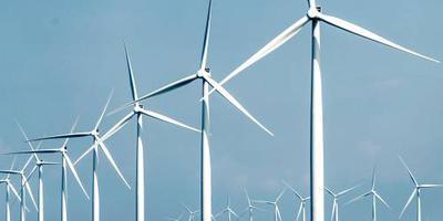 Windpark. FOTO ANP