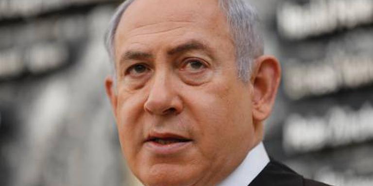 Politie ziet reden Netanyahu aan te klagen