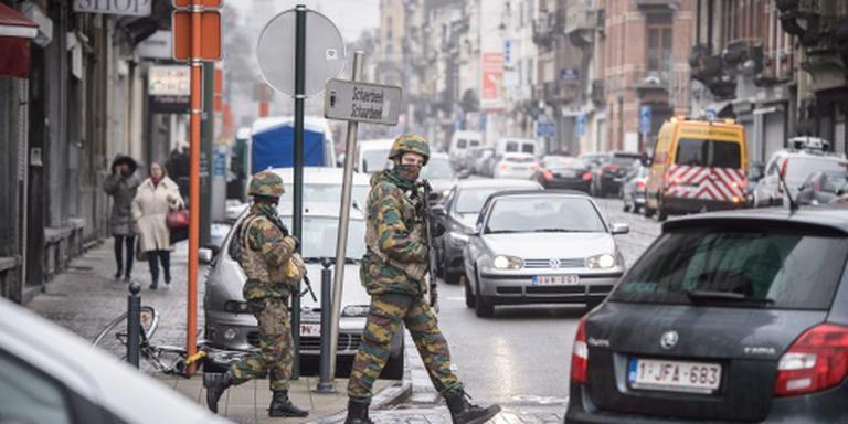 'Persoon met rugzak neergeschoten in Brussel'
