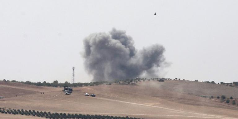 Syrische rebellen verdrijven IS uit Jarablus