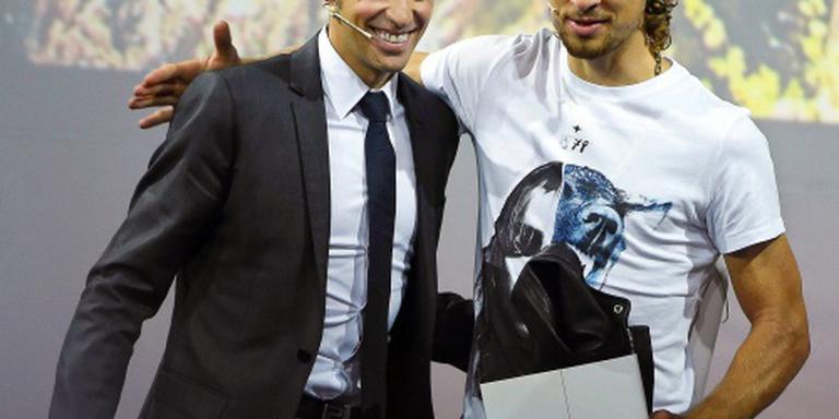 Contador en Sagan kopmannen Tinkoff in Tour