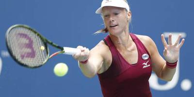 Bertens grijpt naast ticket voor WTA Finals