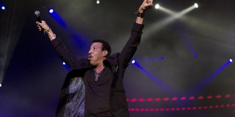 Lionel Richie op Pinkpop