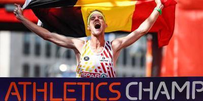 Europees kampioen Naert in marathon Rotterdam