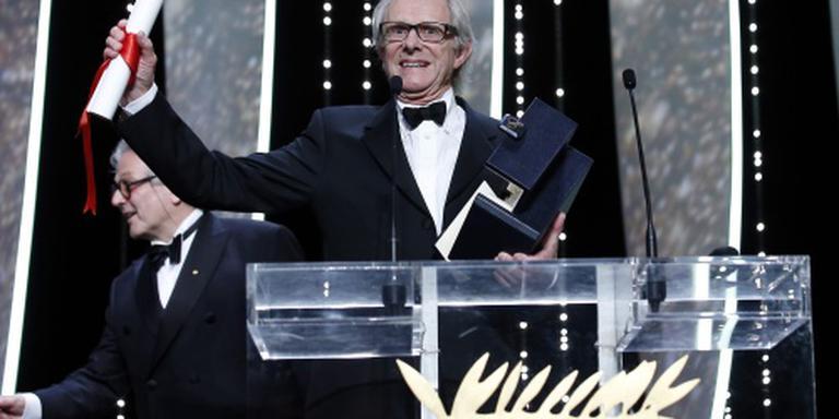 Gouden Palm voor regisseur Ken Loach