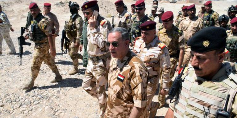 Leger Irak: inname Falluja compleet