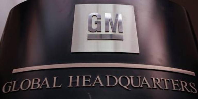GM onderuit op Wall Street