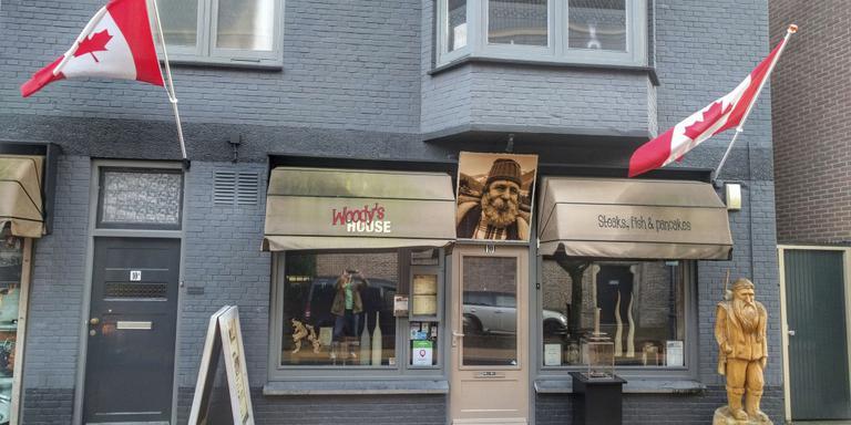 Woody's House in Steenwijk