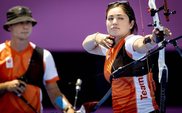 Handboogschutters gaan Nederland eerste medaille Spelen bezorgen
