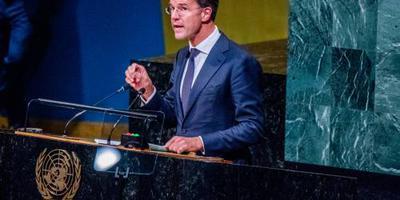 Rutte en Máxima naar Verenigde Naties