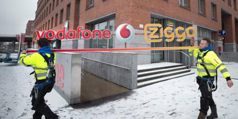 VodafoneZiggo krijgt klant steviger in greep