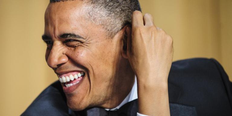 Obama: deel wereldleiders waarschijnlijk gek
