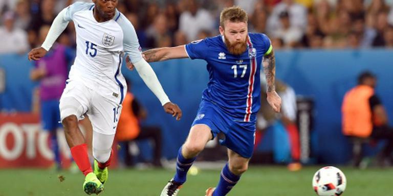 Sprookje voor IJsland, trauma voor Engeland