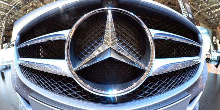 Verkoop Mercedes-Benz meer dan 1 miljoen