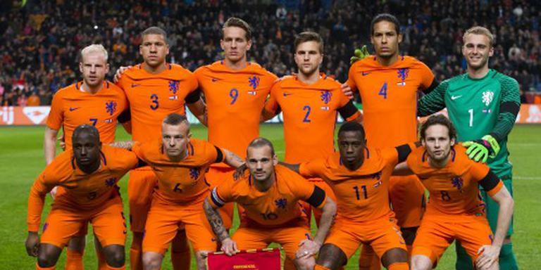 Oranje zakt twee plaatsen op wereldranglijst