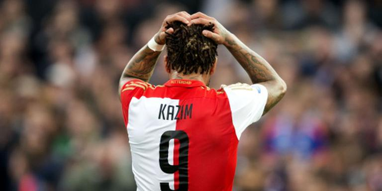 Feyenoord schorst Kazim-Richards