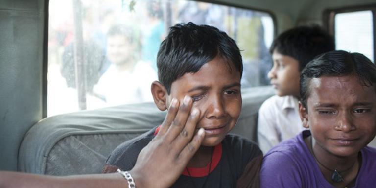 'Kinderhanden maken batterijen smartphones'
