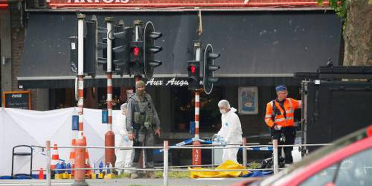 OM: schietpartij Luik is terroristische daad