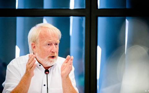RIVM-directeur Jaap van Dissel: 'We vragen offers'