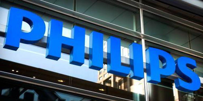 Philips rekent op Europese boete