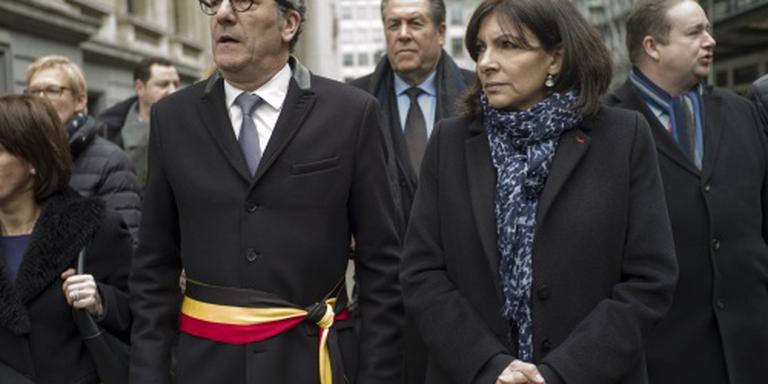 Excuses burgemeester Brussel aan Vlamingen