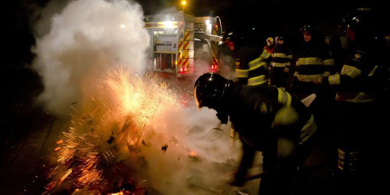 Meubelzaak op de bon voor brandbult
