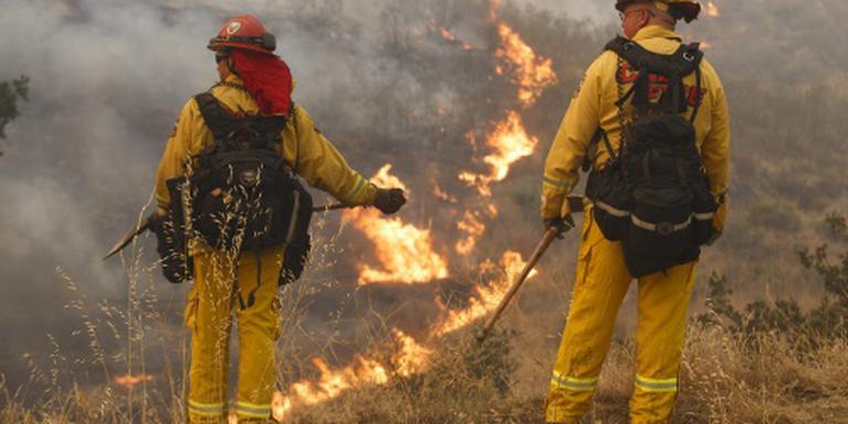 Bubbelbad veroorzaakte natuurbrand VS