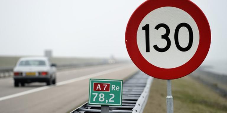 VVN laat bezwaar tegen 130-kilometerwegen los
