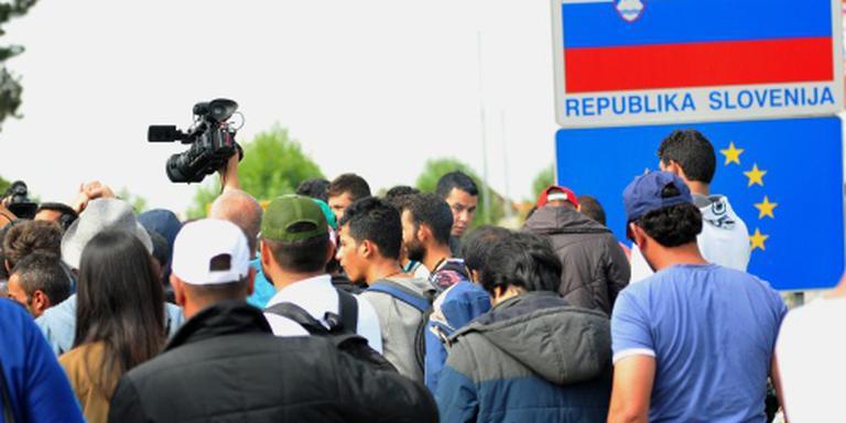 'Balkanroute gaat dicht''